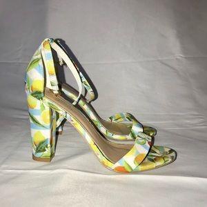 Lemon heels